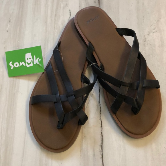 Sanuk Womens Yoga Strappy Sandal Pick SZ//Color.